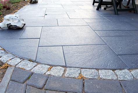 Terrasse Betonplatten by Terrassenbau Galant Gmbh Terrassen Aus Stein Und Holz