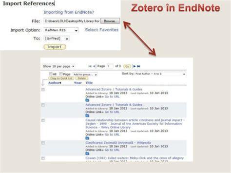 zotero bibliographie tutorial zotero tutorial by pop laura 2015