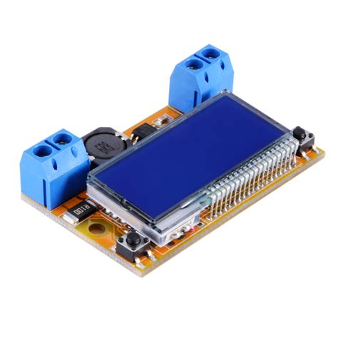 Regulator Monitor Lcd dc dc adjustable step power buck module voltage current lcd regulator bi505 ebay