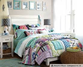 Colorful Quilt Bedding Tween Room Ideas Images Would Chsnge It