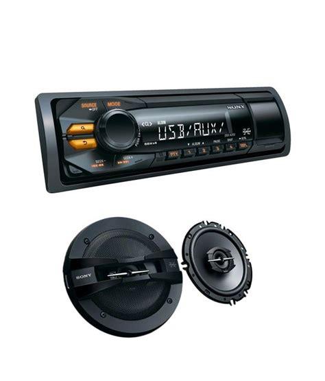 sony combo  sony dsx  car stereo sony xs gtf   coaxial speaker pair