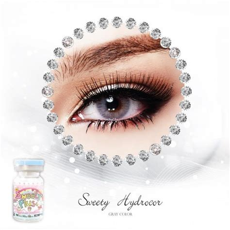 Softlens Sweety Hydrocor Soft Lens Sweety Hydrocolor Murah Softlens Grey Jual Softlens Murah