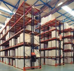 conventional pallet racking a solution provided by apc