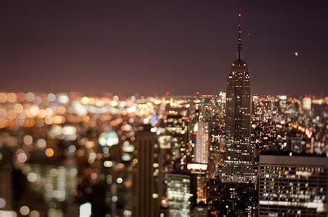 beautiful city lights new york new york city favim com