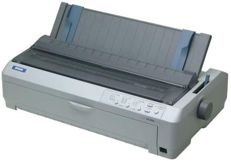 Printer Epson Fx 2190 photo of epson fx 2190