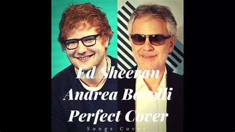 ed sheeran perfect orchestra ed sheeran perfect symphony with andrea bocelli cover