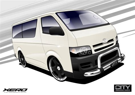 toyota hiace toyota hiace van photos news reviews specs car listings