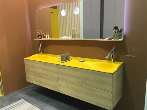 yellow bathroom sinks the benefits of using yellow as an accent color in