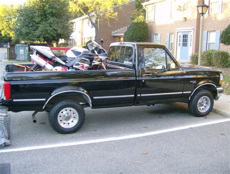1994 ford f 150 1994 ford f 150 information and photos zombiedrive