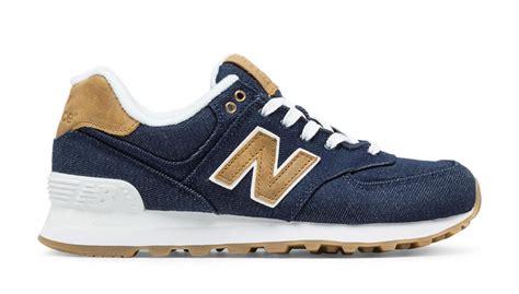 New Sepatu Casual Pria Nb 574 Original Premium 3 Warna 39 44 Import s 574 15 ounce canvas new balance nokomis shoes