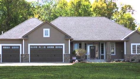 new home products steel siding on new home construction case study by edco
