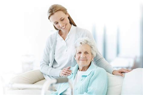 finding senior care for your loved one caregivers