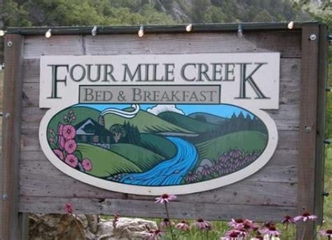 four mile creek bed breakfast glenwood springs