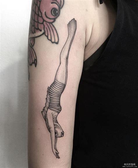 纹身图案大全 手臂纹身图案大全