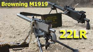 browning 1919 beltfed 22lr machine gun for sale browning m1919 22 caliber machine gun
