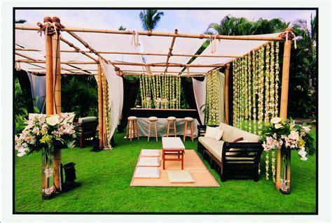 Destination Weddings   Fashion Forward: Reception Decor