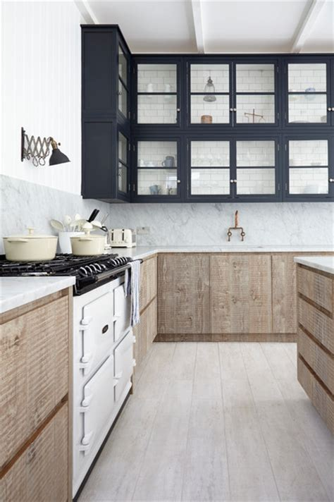 kitchen designers london industrial chic transitional kitchen london by