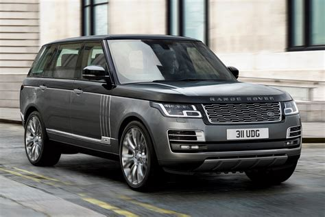 expensive range rover new range rover svautobiography lwb super luxury suv