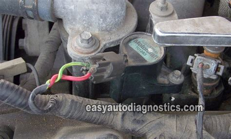 part 1 how to test the ford 4 6l 5 4l coil on