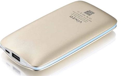 Power Bank Vinzo powerbank vinzo lit poly 7800 mah silver joindeh
