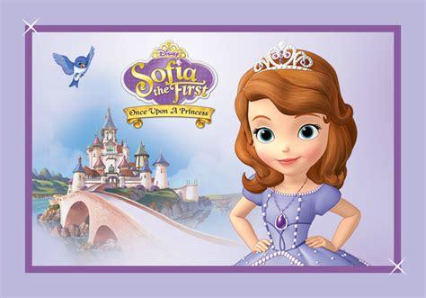 princess sophia  firstparty kit  printables party
