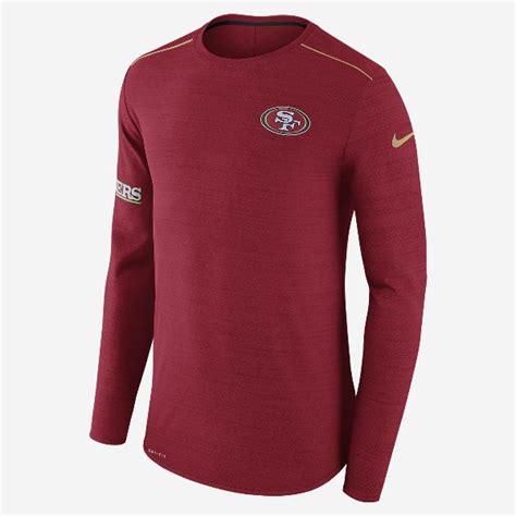Kaos Kaki Panjang Lari Pereda Sakit jual original nike usa nfl san francisco 49ers sleeve jersey american football kaos baju
