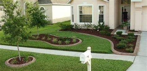 Landscaping Ideas Low Budget Low Budget Low Maintenance Landscaping Yard