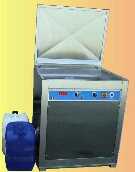 vasca ultrasuoni per officina lavatrici per laboratorio officina industria lavatrici