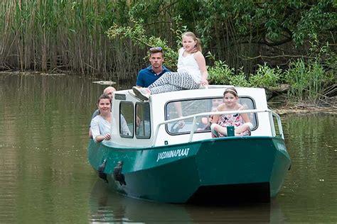 kajuitboot huren biesbosch kajuitboot 187 diepstraten botenverhuur