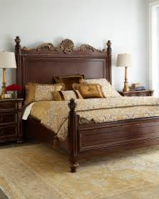 horchow bedroom furniture horchow alessandra king bed shopstyle home