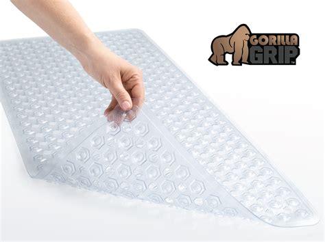 non slip mat for bathtub the original gorilla grip tm non slip bath mat fits any