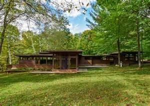 Frank Lloyd Wright Inspired Homes Stellar Frank Lloyd Wright Inspired Michigan Home Asks