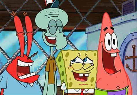 Spongebob Squarepants Ready For Laughs spongebob squarepants gif
