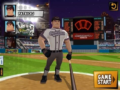 homerun battle 3d apk free homerun battle 3d jeu android images vid 233 os astuces et avis