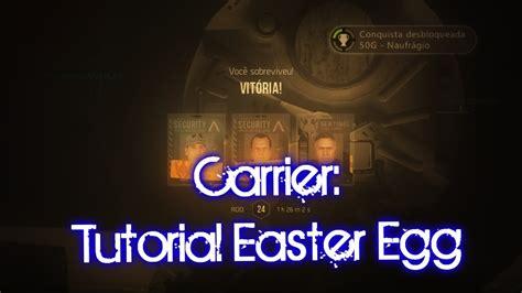 exo zombies carrier easter egg exo zombies carrier tutorial easter egg ptbr naufr 225 gio
