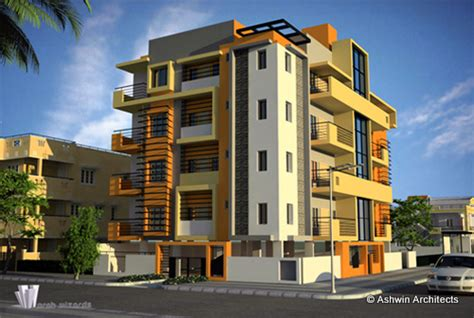 Apartment Building Plans Bangalore Residential Apartment Apartment Building Design