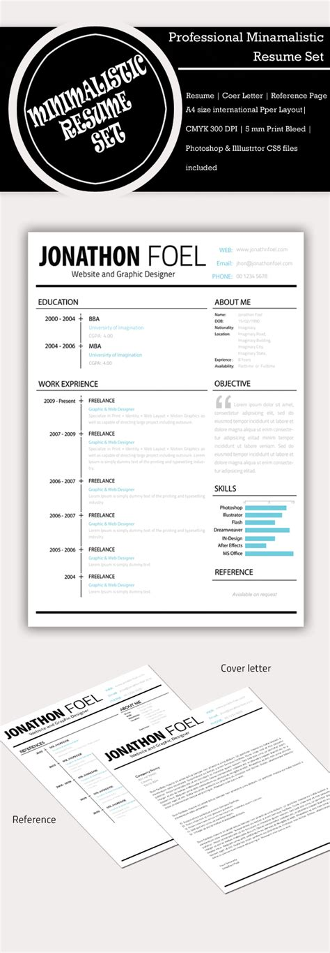 Resume Template Psd Minimalistic Resume Template Psd By Simanto 90 On Deviantart