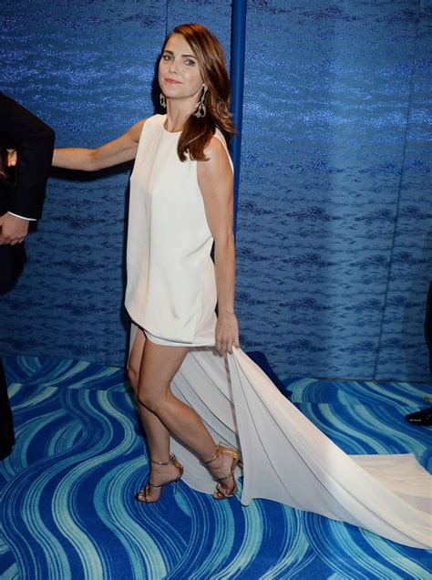 keri russell s changing looks instyle com on the scene hbo s official 2016 emmy after party with