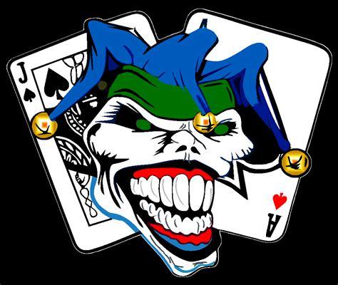 Bike Sticker Joker by Printed Decals Tribal Butterfly And Joker Decal