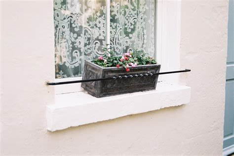 window box rails ironart of bath - The Rail Window Boxes