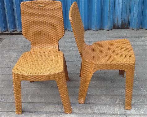 Kursi Plastik Napolly Ng 100 jual kursi makan plastik napolly 2r3 tipe anyaman rotan
