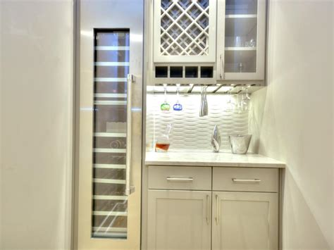 tall wine cooler cabinet photos hgtv