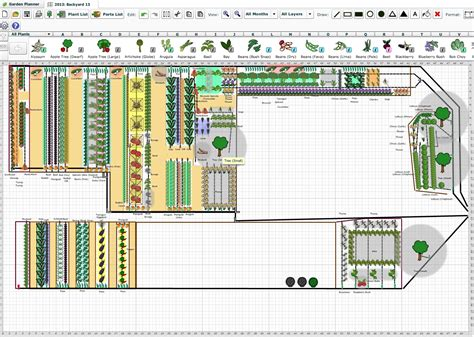 garden layout planner online vegetable garden design software free modern patio outdoor