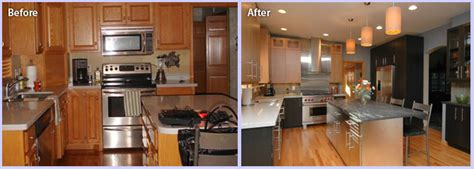 Dm Design Kitchens by Small Kitchen Remodel Before And After In Westwood