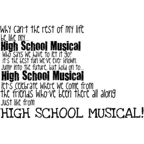 my favorite quotes ii polyvore high school musical liked on polyvore interesting quotes pinter