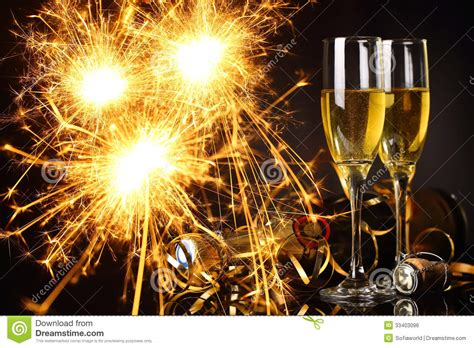new year how celebrate celebrate the new year royalty free stock image image