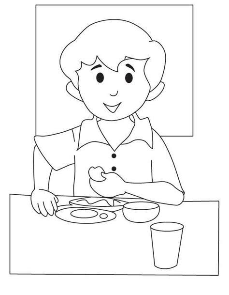 tavola disegno immagini da colorare di bambini a tavola foto mamma