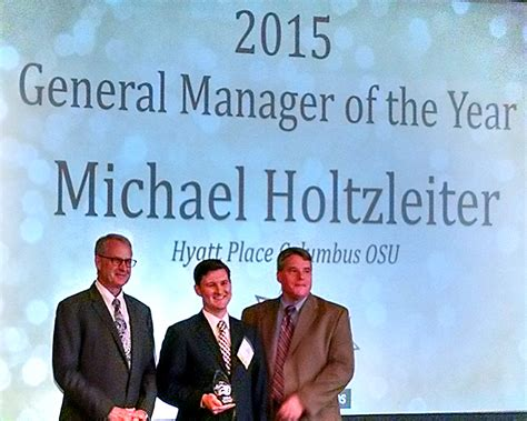 Why General Management Mba by Oh La General Manager Of The Year Columbus Hospitality