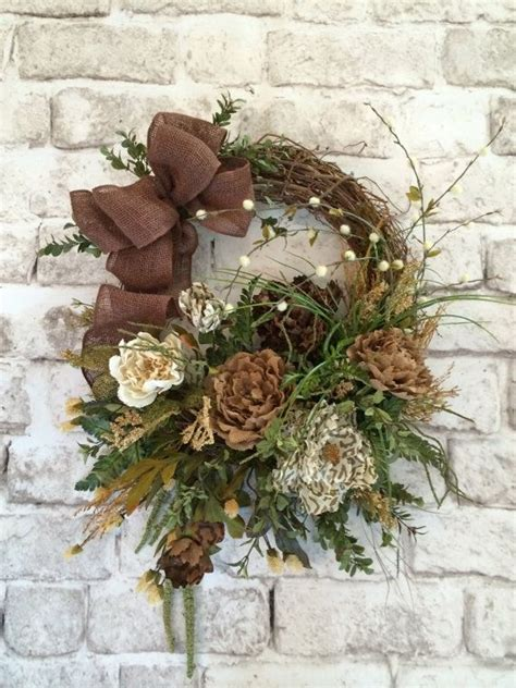 Wreaths Awesome Flower Wreaths For Front Door Door Cheap Wreaths For Front Door