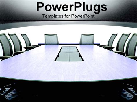 conference powerpoint template powerpoint template grey conference room in an office